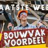 Hubo Maasdam IJsselstein Bouwvak acties